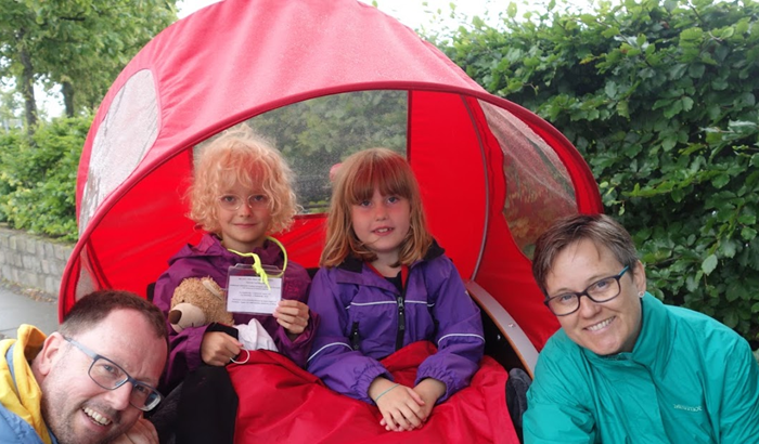 camping danmark barn